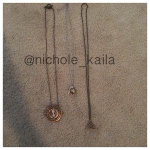 Harry Potter necklace set